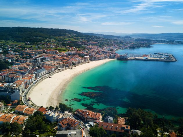 Sanxenxo se marca como objetivo para 2021 potenciar sus rutas de senderismo