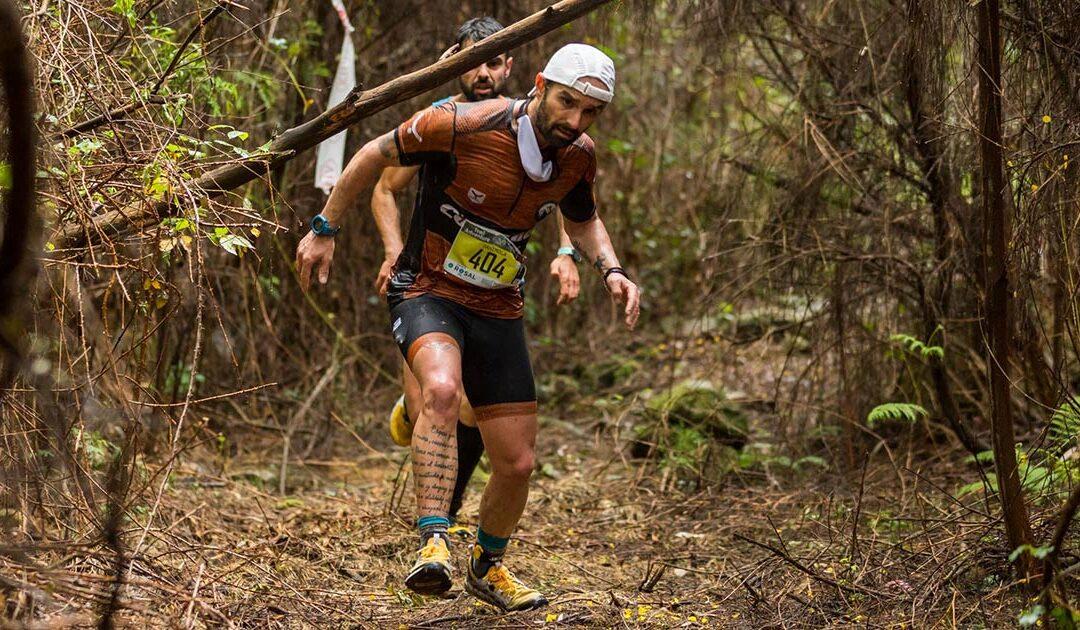 Más de 400 personas completan el Trail Adventure Muíños do Folón